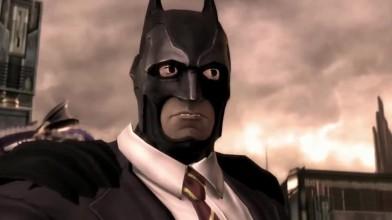 "Injustice ""Бэтмен универсален"""