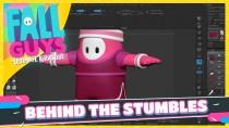 Создание дизайна персонажей в Fall Guys: Ultimate Knockout