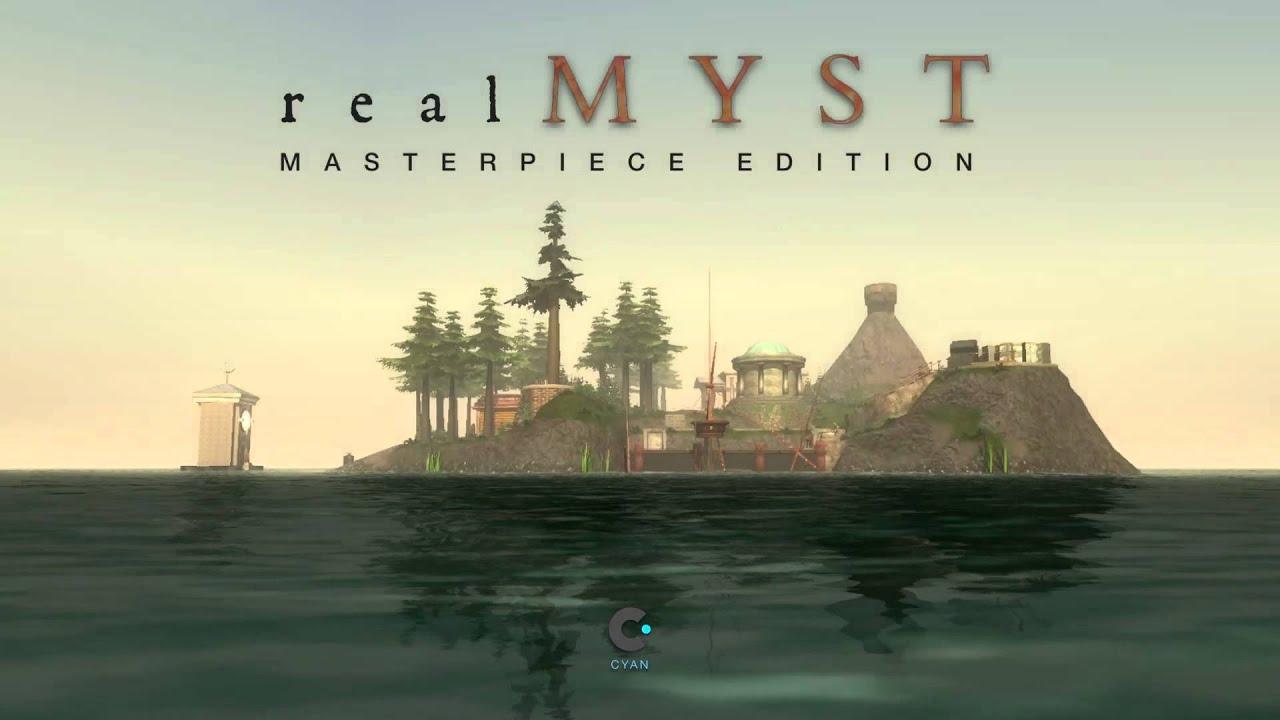 realMyst: Masterpiece Edition для Switch выйдет на следующей неделе