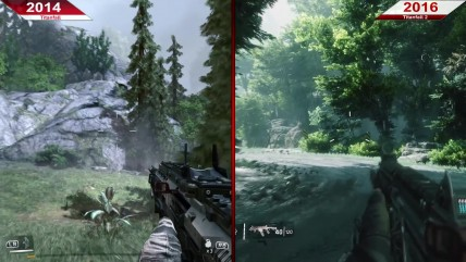 Сравнение графики | Titanfall (2014) vs. Titanfall 0 (2016) | ULTRA | GTX 070