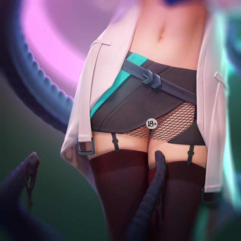 Дизайнер Subverse показал модель Лили