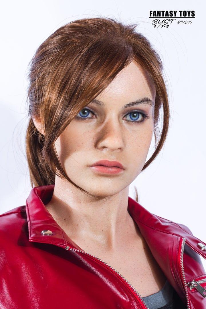 Fantasy Toys анонсировала бюст Клэр из игры Resident Evil 2