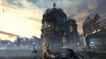 Чумной город: дизайн уровней переиздания Dishonored