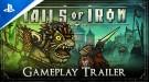 Новый геймплейный трейлер Tails of Iron