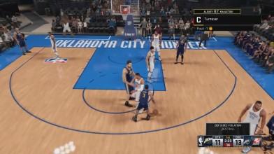NBA 2k16. Обзор игры и режима My Career - Лёша играет