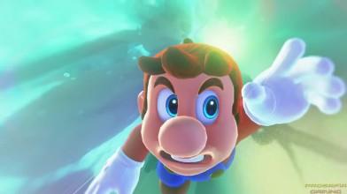 Марио без усов?