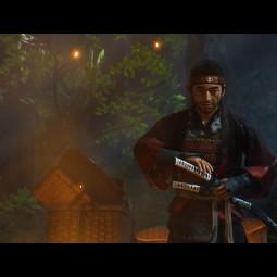 Новый трейлер и скриншоты дополнения Iki Island для Ghost of Tsushima
