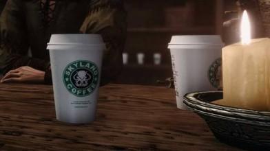 Кофейный стакан из Игры престолов засветился в Skyrim