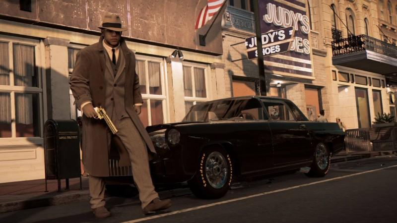 Распродажа серии Mafia: на трилогию действуют скидки до 67%