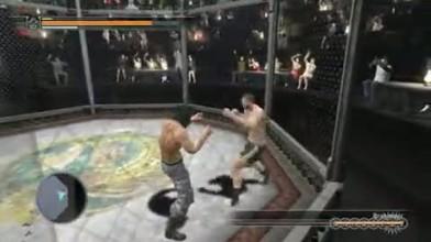 "Yakuza 4 ""Геймплей на ринге"""