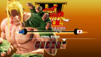 Новые скриншоты Street Fighter V: Arcade Edition