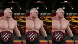 WWE 2K18 - Сравнение PC vs. PS4 vs. Xbox One (Candyland)
