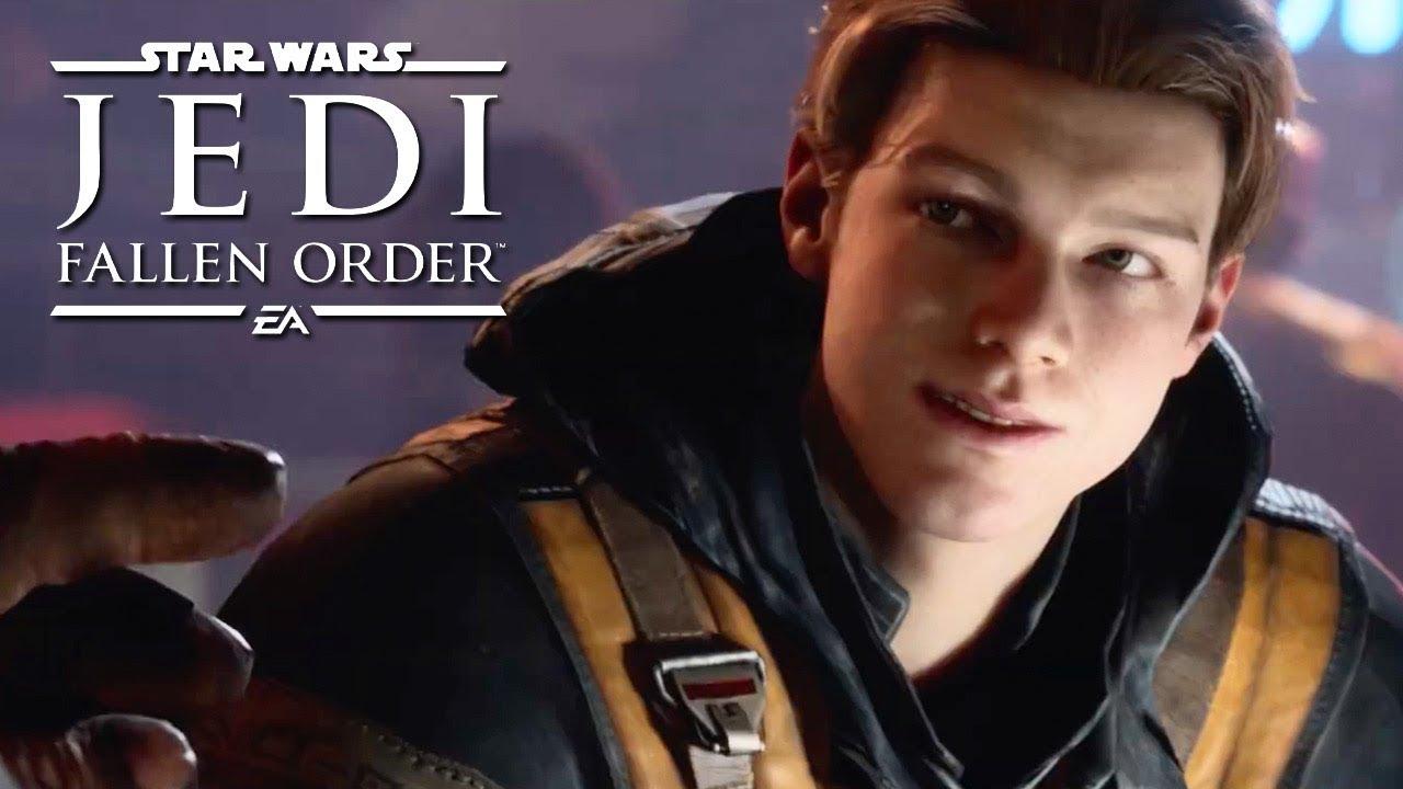 """""""Очередной белый мужик"""" - Интернет недоволен героем Star Wars Jedi: Fallen Order"""
