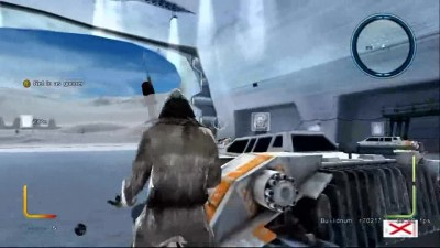 Видео из отмененной Star Wars: Battlefront 3