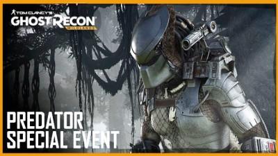 """В Ghost Recon: Wildlands появится бесплатная миссия с """"Хищником"""""""