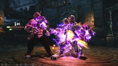 "Killer Instinct ""Eyedol All Stage Ultras"""