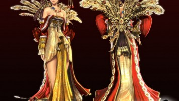 Эксклюзивные костюмы в тайваньской версии Blade & Soul