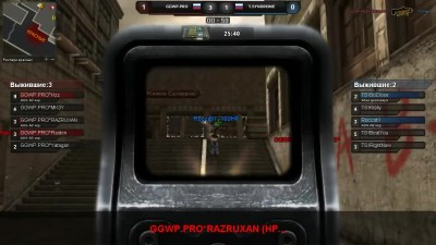 "Point Blank ""GGWP.PRO vs TS, February Cup FINAL, 2 map @dc"""
