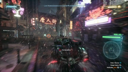 Batman: Arkham Knight в 4K на бюджетном PC