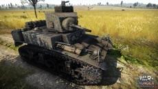 Стальные Генералы: Легкий танк М3 «Stuart»