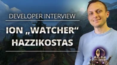 Ион Хаззикостас ответил на вопросы игроков из Германии