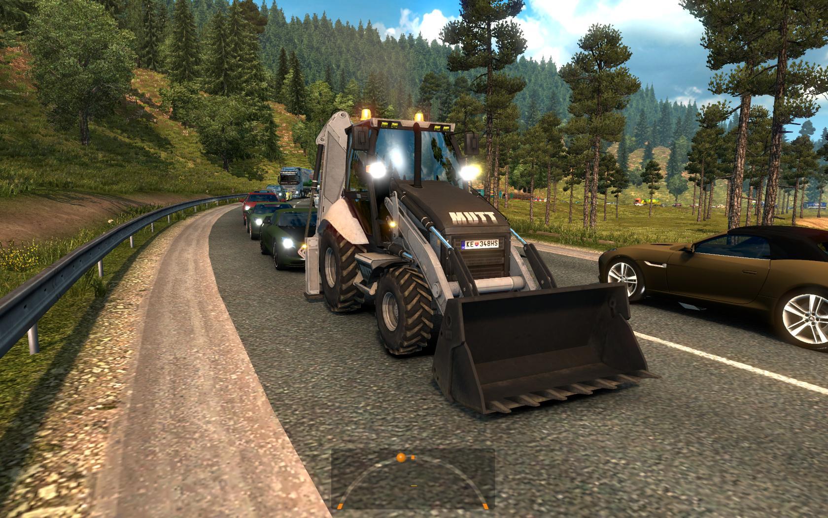 Euro Truck Simulator 2 Моды На Руки На Руле