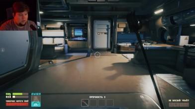 Breathedge - Угарный симуляиор выживания в космосе