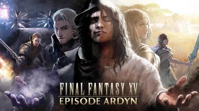 """Final Fantasy XV - премьерный трейлер дополнения """"Эпизод Ардина"""""""