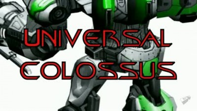 "Supreme Commander 2 ""Universal Colossus Trailer"""