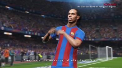 PES 2018 - Ronaldinho Legend Трейлер