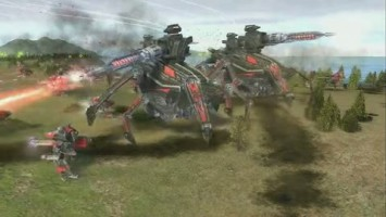 Supreme Commander Trailer
