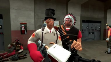 "Team Fortress 2 ""The Mask"""