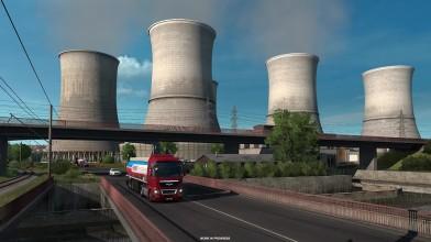 Euro Truck Simulator 2 - Новое DLC для ETS 2 - какие страны там будут, анонс и название