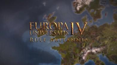 Трейлер Europa Universalis 4 к выходу DLC Rule Britannia
