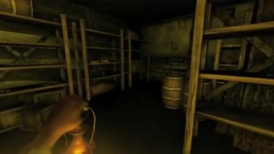 "Amnesia: The Dark Descent ""Physics Walkthrough Trailer"""