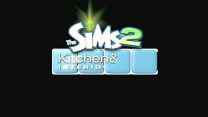"Sims 2: Kitchen & Bath "" Trailer """