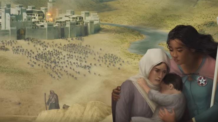 Мобильная версия олд-скульной RPG Джеффа Вогеля Avadon 3: The Warborn выйдет в ноябре