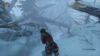 "Rise Of The Tomb Raider ""Трейлер с Е3 2015 на Русском Языке!"" [TVG]"