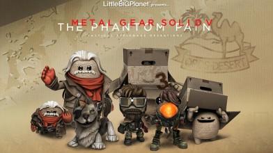 Набор костюмов из Metal Gear Solid V: The Phantom Pain для LittleBigPlanet 3