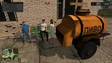 Farming Simulator 17 - Обзор карты Зеленая Долина FS17 ( 1 часть )