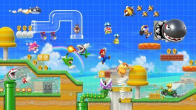 Super Mario Maker 2 - Nintendo выпустила хвалебный ролик проекта