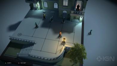 8 минут геймплея Hitman Go на PS4