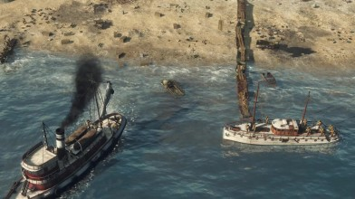 Sudden Strike 4 - Трейлер анонса дополнения Road to Dunkirk