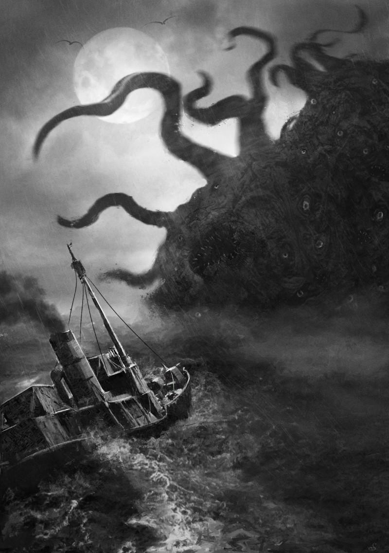 Sur les Traces de Lovecraft pack 4