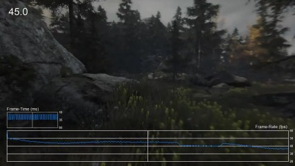 "The Vanishing of Ethan Carter ""PS4 Геймплей Frame-Rate Test"""