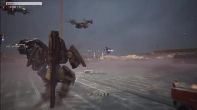 Left Alive - первый геймплей. Часть 2 - Wanzer Mecha Action