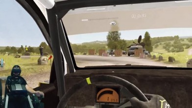 Подготовка к чемпионату мастеров на Volkswagen Polo Rally - Dirt Rally Oculus Rift Fanatec CSL Elite