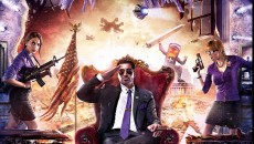 Бокс Арт игры Saints Row IV: Re-Elected & Gat out of Hell