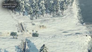 Sudden Strike 4 - релиз DLC Finland: Winter Storm