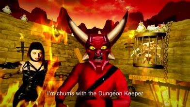 Реп Дэна Була Dungeon Keeper